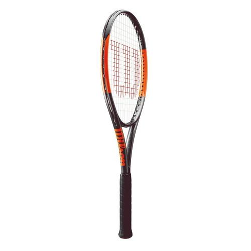 raquete de tênis wilson burn 100 countervail 16x19 300g