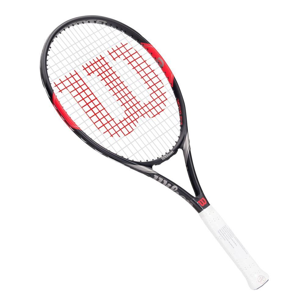9d8549eae raquete de tênis wilson federer team 105. Carregando zoom.