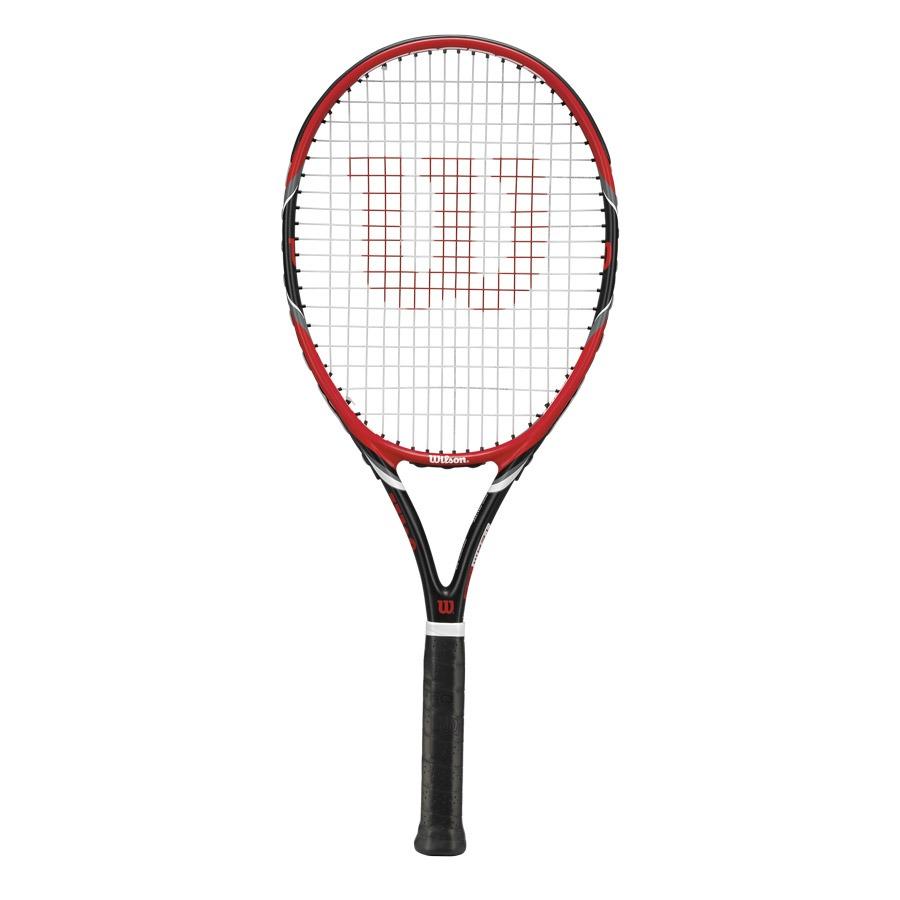 63a3c6227 raquete de tênis wilson - federer team 105 - l2 - empunhadur. Carregando  zoom.