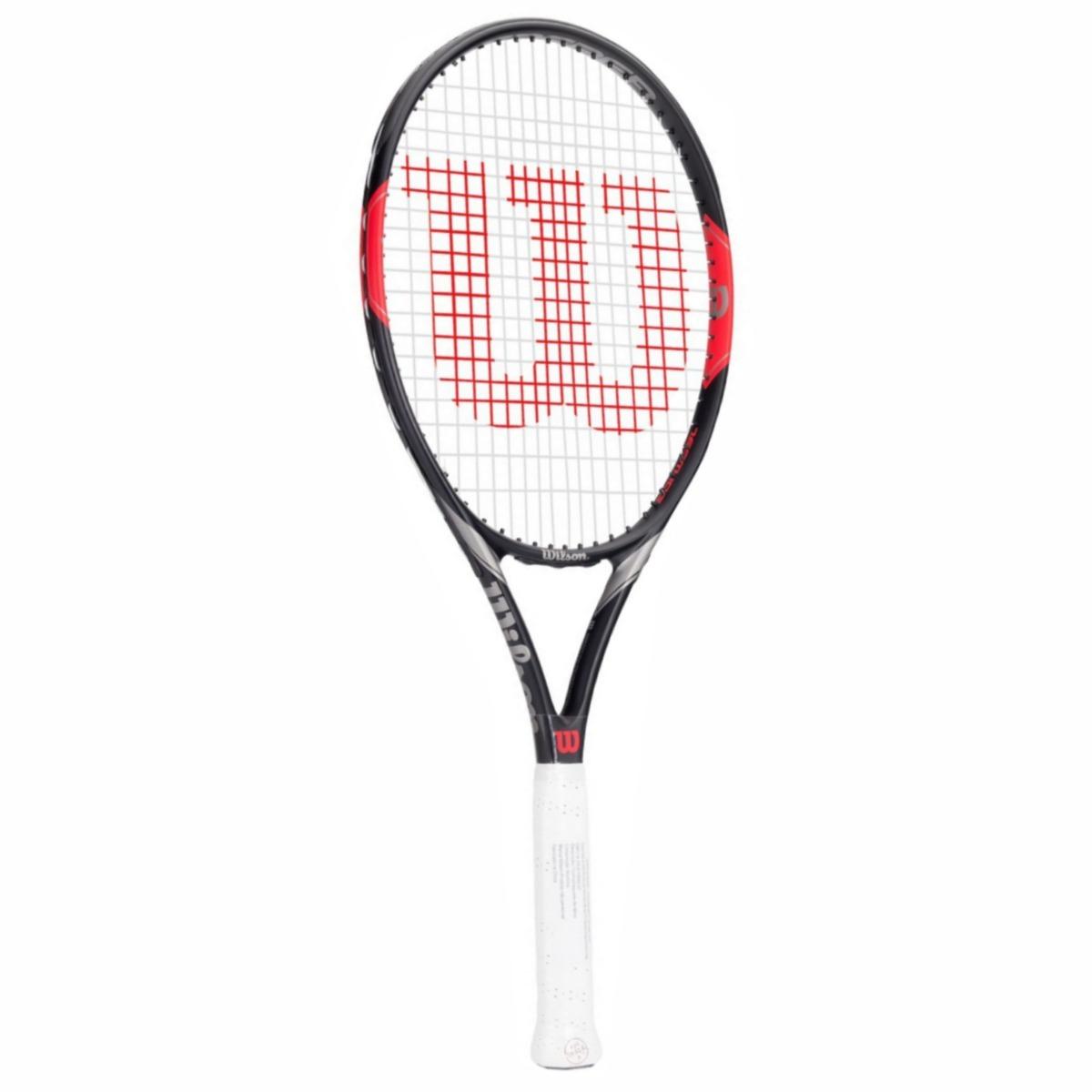 e44900d4c raquete de tênis wilson federer team 105 - nova. Carregando zoom.