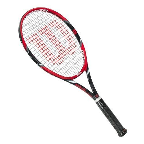 699abd752 Raquete De Tênis Wilson Federer Team 105 - Ref  Wrt328600 - R  379 ...