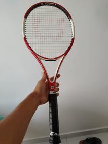 22b81274e95 Raquete De Tenis Wilson (k) Six.one Team - Raquetes no Mercado Livre Brasil