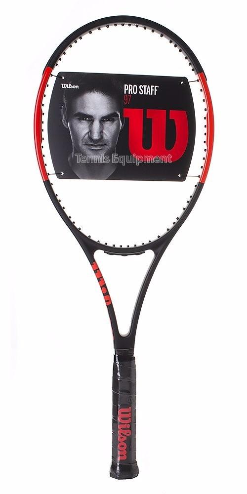 bc87ee5356c raquete de tênis wilson pro staff 97 315g new. Carregando zoom.