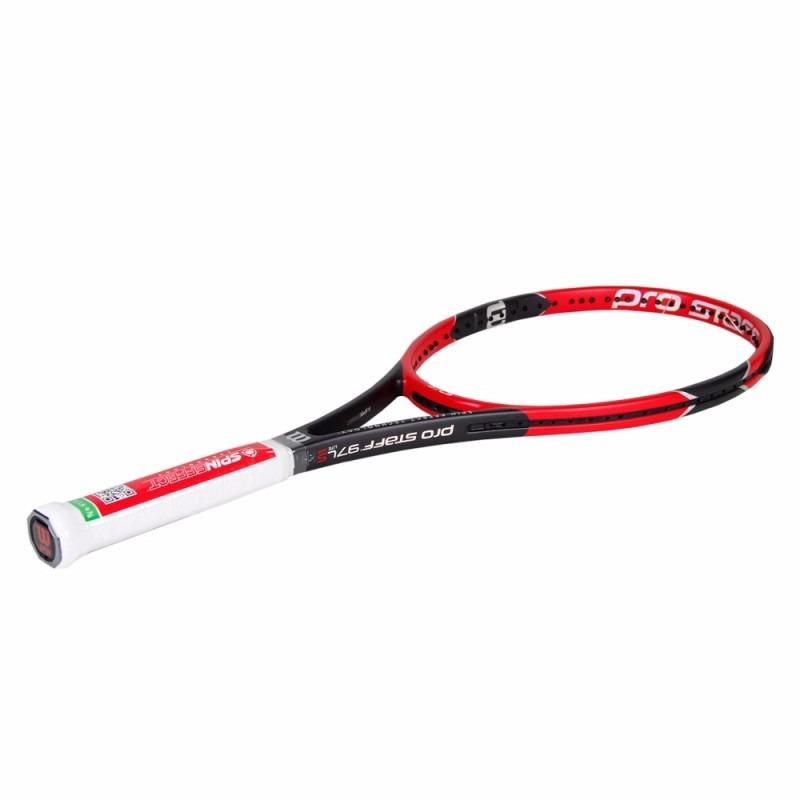 24743bc9b raquete de tênis wilson pro staff 97 ls lite l3. Carregando zoom.