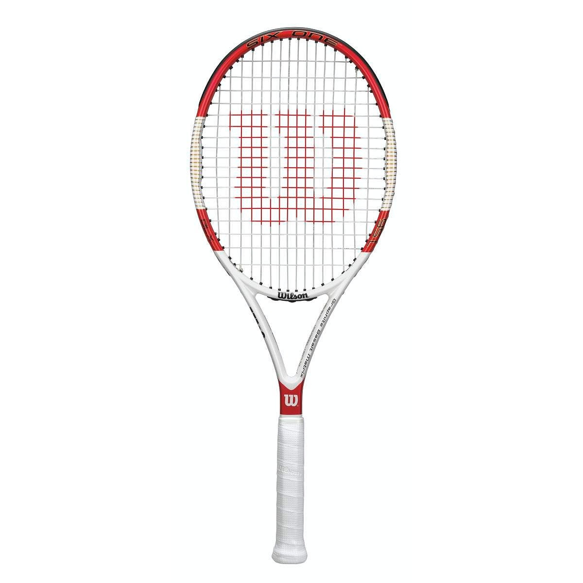 e18b0630700 raquete de tênis wilson six one 95 l 289g (6.1 team). Carregando zoom.