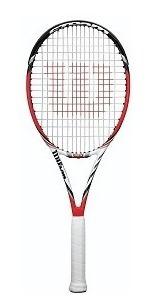 raquete de tênis wilson steam 99s - cabo l3