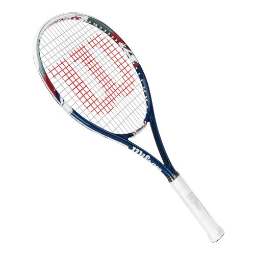 38260d3ad Raquete De Tênis Wilson Us Open L3 Promoção - R  269