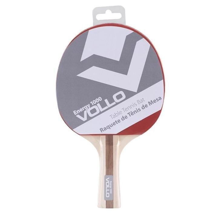 2df3bb4fb Raquete Ping Pong Tênis Mesa Vollo Energy 1000 - R  42