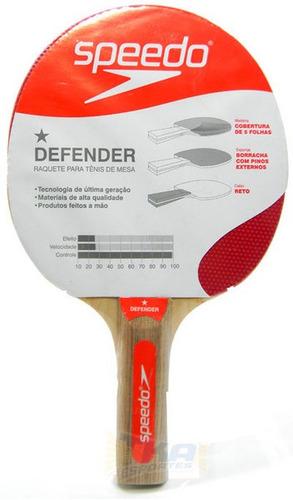 raquete speedo defender