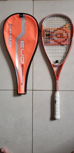 raquete tênis squash