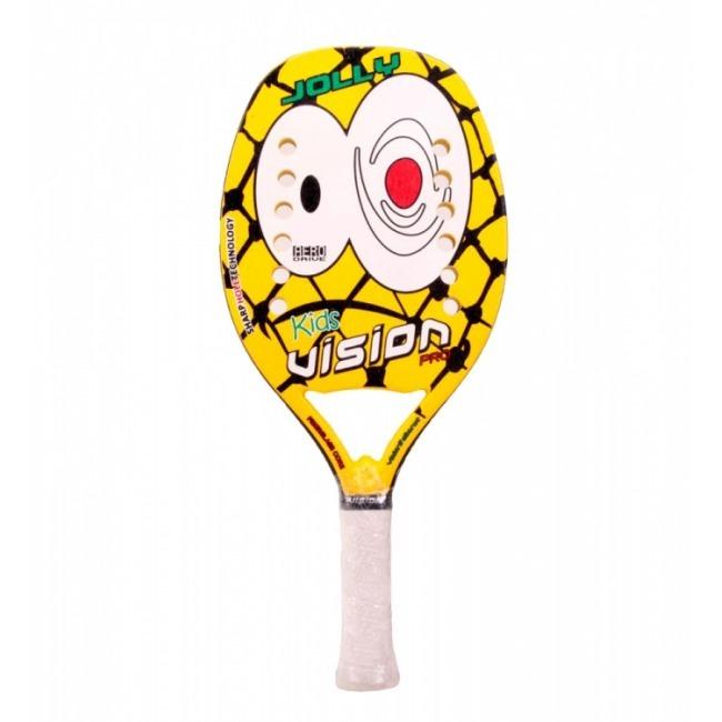 a3bbdd495 Raquete Vision Beach Tennis Jolly - Infantil - R  289