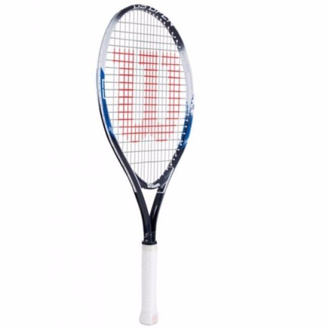 Raquete Wilson Junior Us Open 25 - Cinza azul - R  214 f795d03ca2077