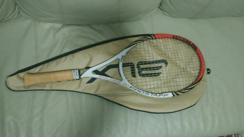 raquete wilson six one 90 pro staff - roger federer