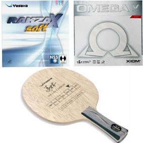 1a68e7f0c Raquete Yasaka Musashi De Luxe Tenis De Mesa Kiso Hinoki - Esportes e  Fitness no Mercado Livre Brasil