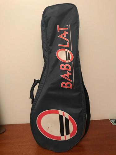 raqueteira babolat p/ 6 raquetes