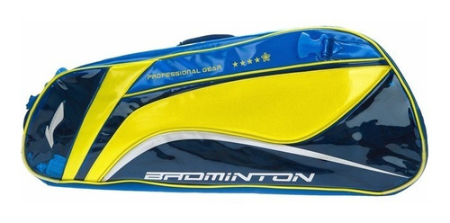 raqueteira li-ning profissional tripla térmica x9 - lining