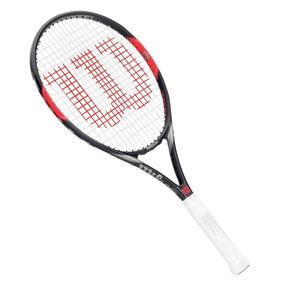 640453fed 8 Raquete Wilson Federer Pro Cabo L3 4 3 Raquetes Tenis - Esportes e  Fitness no Mercado Livre Brasil