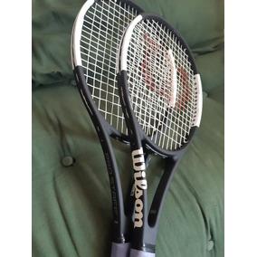 b5230e1fc Raquete Wilson Pro Staff 97 Usado - Raquetes de Tênis e Squash Wilson