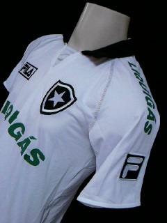 Rara Camisa Botafogo Nova  17 Oficial Fila 2009   2010 - R  130 7ed5d2dad8a5a