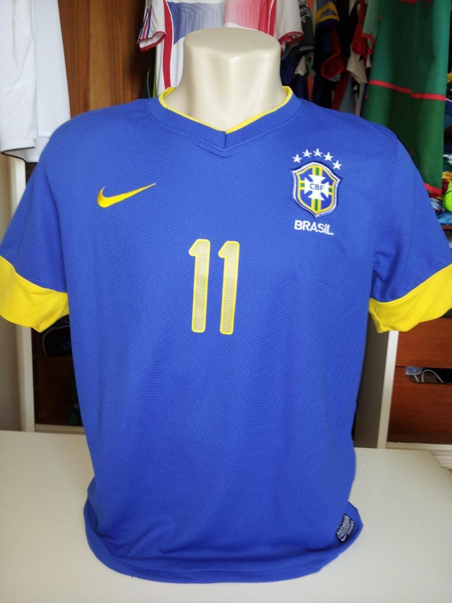 4cb3189500d51 rara camisa brasil seleção brasileira olimpíada 2012 neymar. Carregando zoom .