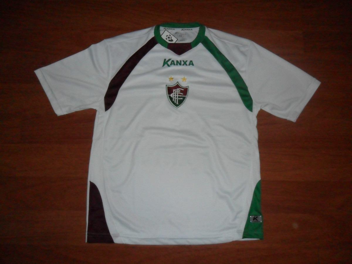 3906e4fd65 rara camisa fluminense feira de santana (bahia) tam. p. Carregando zoom.