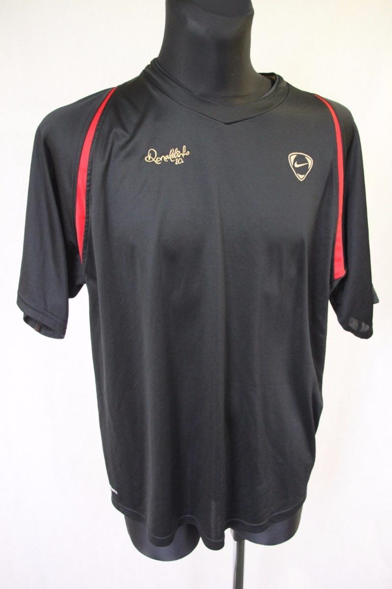 brand new 697d5 7ff70 rara camisa nike r10 tiempo ss ronaldinho gaúcho importada g. Carregando  zoom.