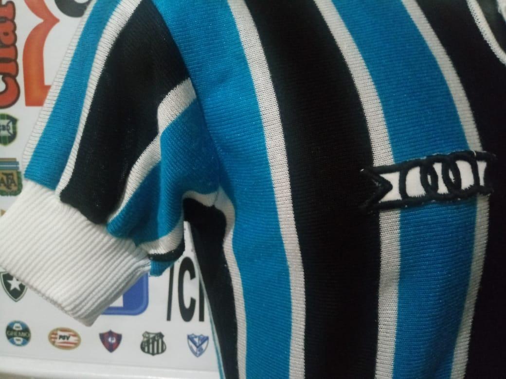 4701a4d6de rara camisa oficial de jogo 1981 gremio porto alegre. Carregando zoom.