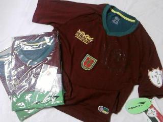 32e02fea0d Rara Camisa Portuguesa Cavalera Oficial 3 Penalty 2011 2012 - R  94 ...