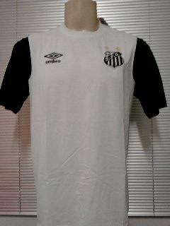f94e4a6f62 Rara Camisa Santos Oficial Umbro Concentração 2011   2012 - R  59