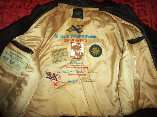 rara jaqueta couro vintage avirex certificada ,korea,déc.80