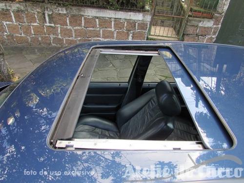 rara mercedes benz 300e 1986 camb. mecânico - de cinema!!