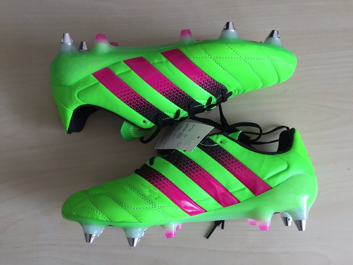0f11efc2fa hot sales chuteira adidas ace 16.1 sg trava mista 100 original r ...