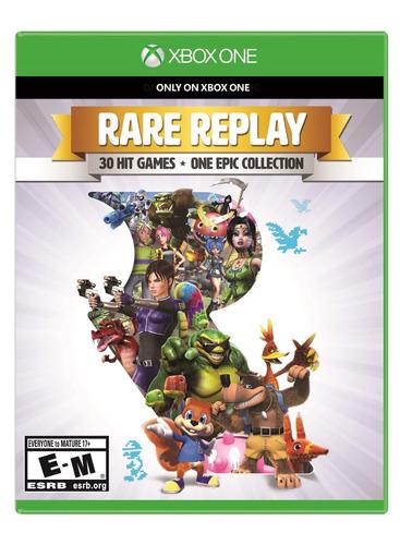 rare replay xbox one | fast2fun