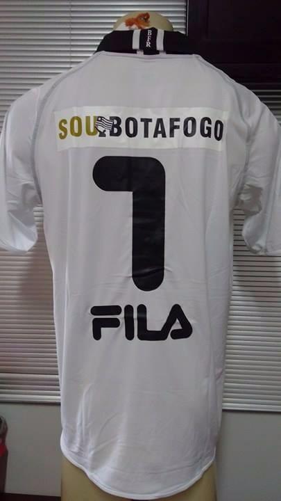 Raridade! Camisa Sou Botafogo Oficial Fila 2010 2011 Nova! - R  169 ... 4694b5770231b