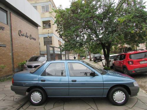raridade/ ford verona lx 1.8 gasolina, apenas 16 mil km,