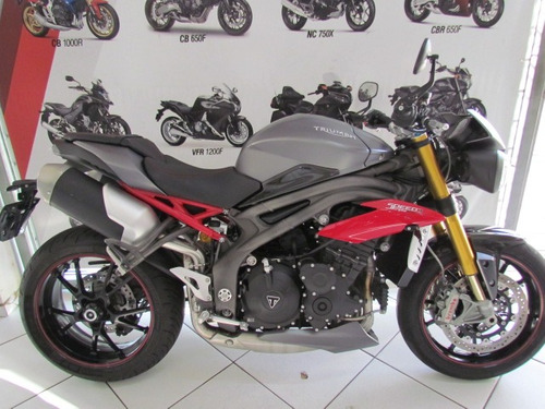 raridade, speed triple 1050 ano 2017 , igual o km