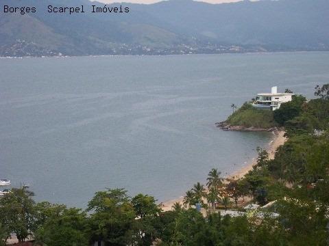 raridade - vista eterna para o mar de são sebastião e ilhabela!!!!  terreno costeiro com bela vista para o mar, localizado no condomínio ponta do arpoador, praia das cigarras em sã - te00048 - 2406851