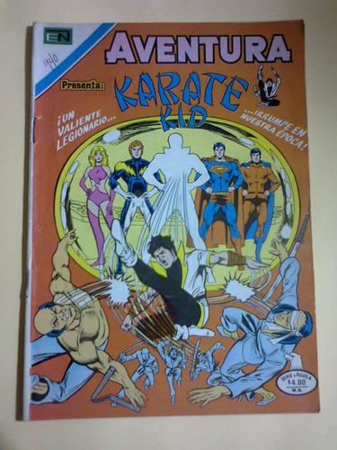 rarísimo supermán legión superhéroes aventura novaro 1980