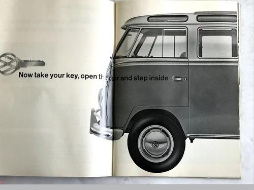 raríssimo par de chaves original fusca kombi, marca huf