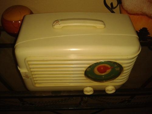 raríssimo rádio americano emerson model 642 - new york/1949