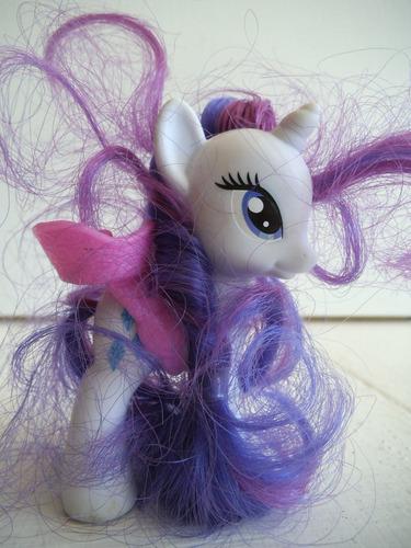 rarity mi pequeño pony hasbro