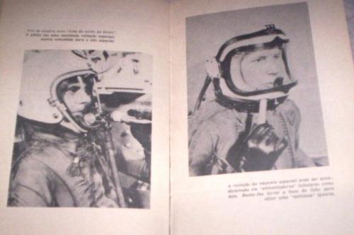 raro a sobrevivência do homem no espaço sideral 1961