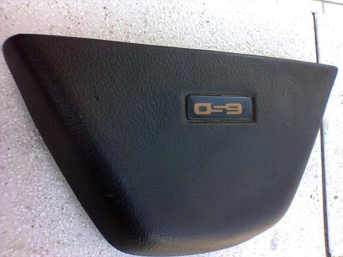raro !!! bota de buzina monza 650 serie especial 92 93