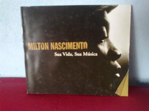 raro box milton nascimento uma travessia musical -5 cds