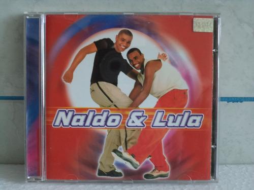 raro cd funk naldo & lula chinelada original