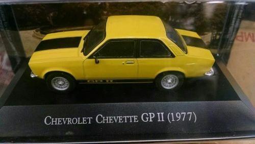 raro chevette gp2 gpii miniatura 1:43 inesqueciveis nacional