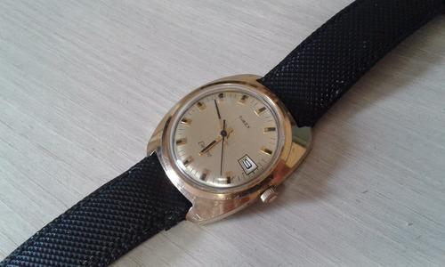 raro & colecionável timex eletric anos 1960, quartz