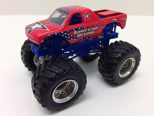 raro hot wheels monster jan american dream