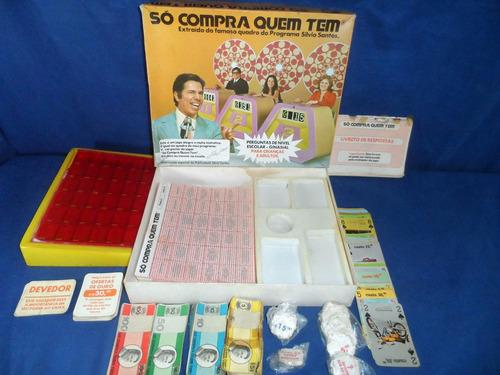 raro jogo só compra quem tem sílvio santos na caixa original
