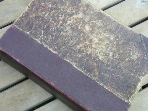 raro libro de 1883!!! las aventuras del capitan bristol
